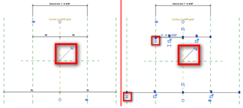 Anchor Symbol & Equality Constraints - The Revit Clinic