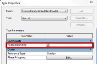 Quick Tip for Adding Ceilings Bounded by a Linked Revit