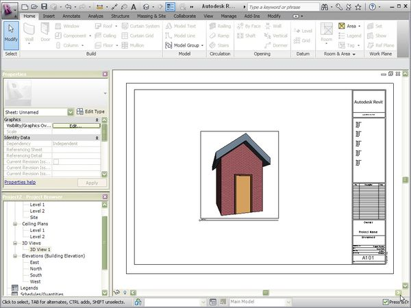 Adjusting the Scale of a Camera View - The Revit Clinic