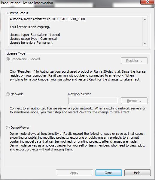 Autodesk Revit Architecture 2012 Cheap License