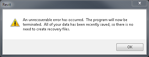 UnrecoverableError