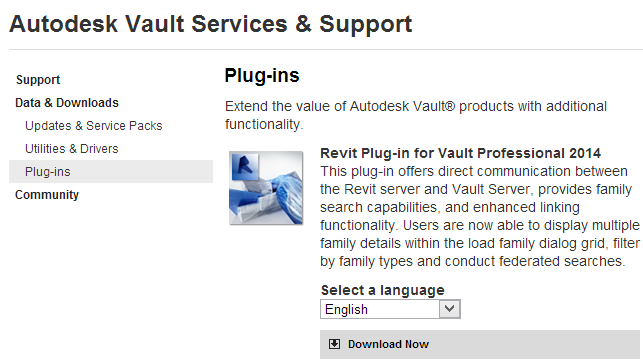 Vault Support